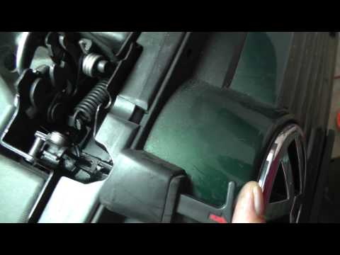 Volkswagen Jetta Secondary Air Injection Diagnosis Part 2 (Lock Carrier Service