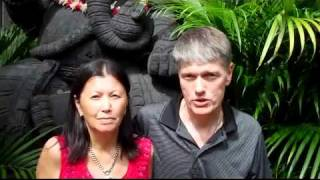 Embracing Life! Retreat Testimonial - Paul and Nancy