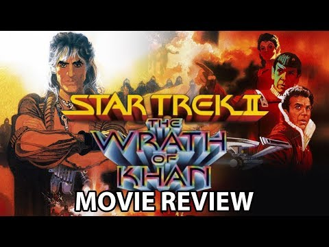 Star Trek II: The Wrath Of Khan (1982) Movie Review/Discussion