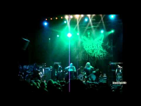 Dark Funeral - Heart Of Ice Live In Athens,Greece @ Fuzz Club 07/01/2012