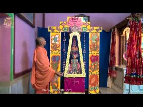 Hindola Darshan Sutra Koshalya 25 Jul 2014 Hindola Parna Darshan India video