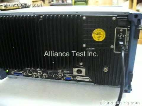 ESHS10, Rohde & Schwarz EMI Test Receiver  from Alliance Test!
