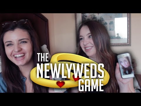 The NEWLYWEDS Game with ALEXA LOSEY!