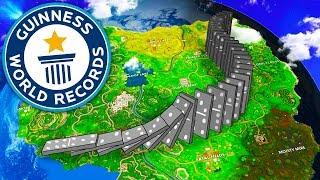 Fortnite World Record