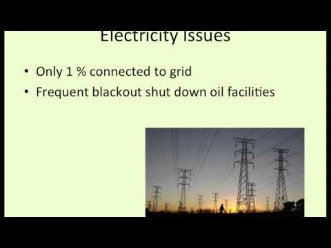 Oil in Sudan and South Sudan