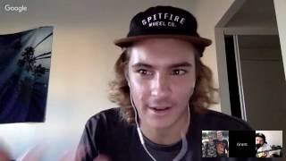 SKATE FILLET 77: J. SCOTT BANGIN, JOSLIN GHETTO BIRD WALLENBERG, DYLAN RIEDER COVER