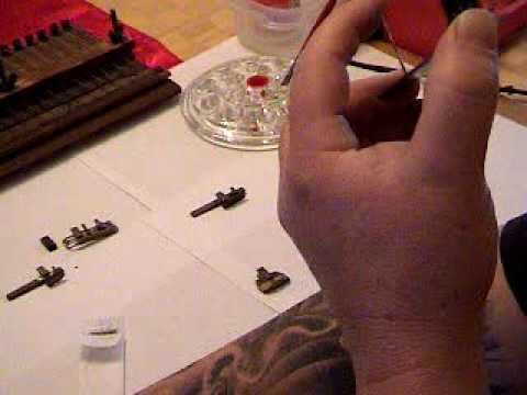 Home made Tattoo Needles