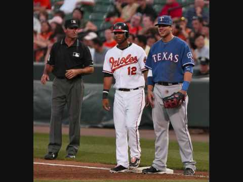 Chris Davis Texas Rangers Video