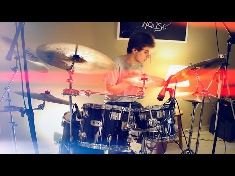 Paramore - Ignorance (drum Cover) video