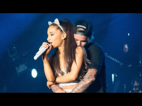 Ariana Grande & Justin Bieber Duet as Long As You Love Me At The Forum video
