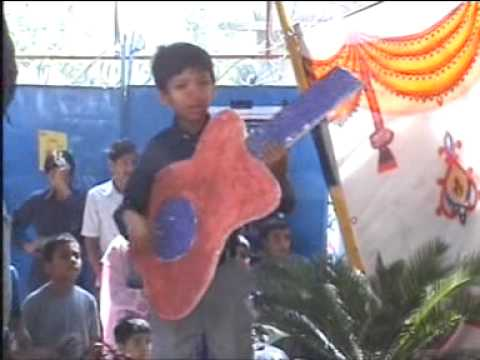 Stand Up For The Champion - Al-ibad School Rawalpindi - Grand Gaterhing 2010 - Www.asgharsir video