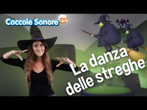 La danza delle streghe - Dance with Greta - Italian Songs for Children by Coccole Sonore