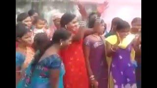 village girls dance