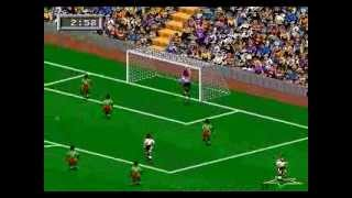 FIFA Soccer 95 - Tournament (Sega Genesis) (By Sting)