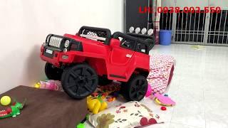 Xe Ô Tô Điện dành cho bé | Xe Đồ chơi & Các loại xe điện cao cấp dành cho trẻ em