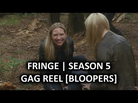 Fringe | Season 5 DVD Extra - Unusual Side Effects: Gag Reel [Bloopers]
