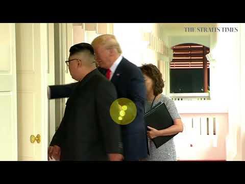 "Trump-Kim summit: South Koreans ""in disbelief"""