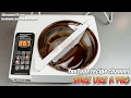 ChocoVision Chocolate Tempering Machine Rev 2B Unboxing And Review   BakeLikeAPro