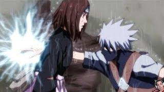 Rin's Death Scene - Naruto Shippuden