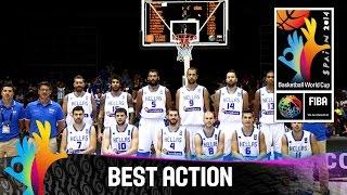 Greece v Senegal - Best Action - 2014 FIBA Basketball World Cup