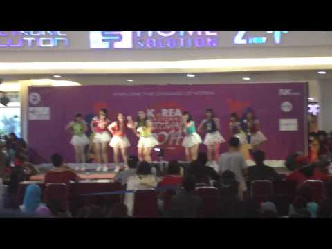 Yeoja Generation ( Girls' Generation SNSD Cover Dance) - Gee Full Audition KNF 2014