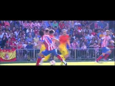 Lionel Messi vs Atletico de Madrid 12.5.2013