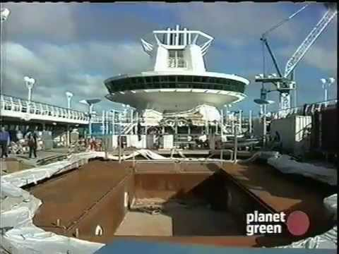 Dry Dock: A Cruise Ship Reborn (Part 2)