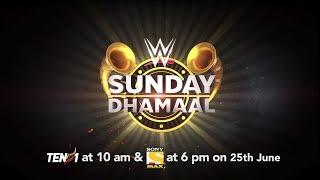 Jinder Mahal talks WWE Sunday Dhamaal