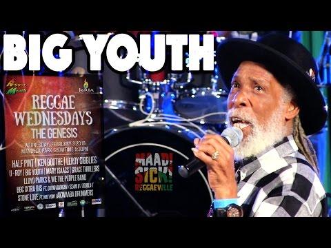 Big Youth - Every Nigger Is A Star in Kingston, JA @Reggae Wednesdays - The Genesis [Feb. 3rd 2016]