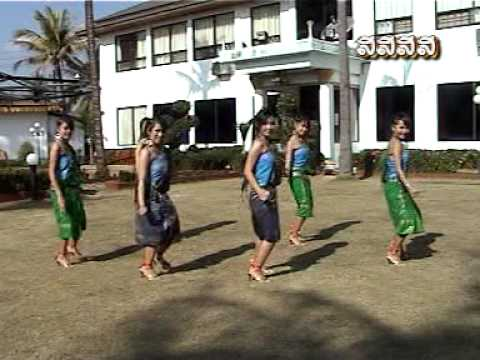 Lao Girls Dancing Vietnam China Dolls - OH OH OH