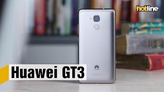 Huawei GT3 — обзор 5,2-дюймового смартфона среднего ценового сегмента