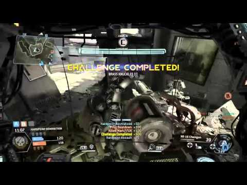 Just a few good moments on the titanfall beta