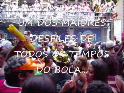 CORDÃO DO BOLA PRETA - CARNAVAL 2010 - RJ
