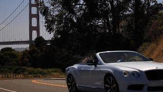 Car Tech – 2014 Bentley Continental GT V8 S Convertible