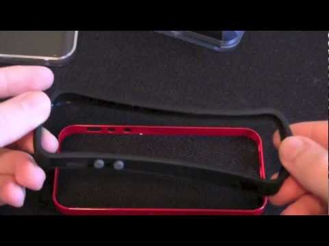 Spigen SGP Neo Hybrid EX Slim for iPhone 5 (Case Review)