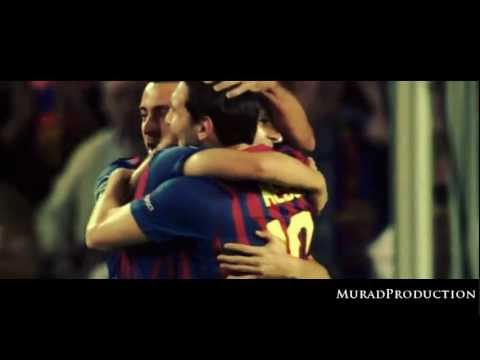 Andrés Iniesta - The Maestro || HD ||