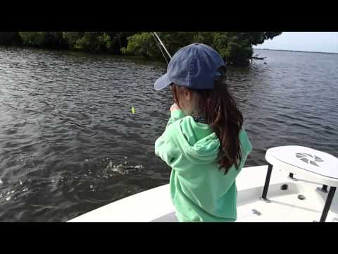 Jan 2014 fishing report in Boca Grande Florida