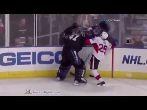NHL- Вратари психуют:))