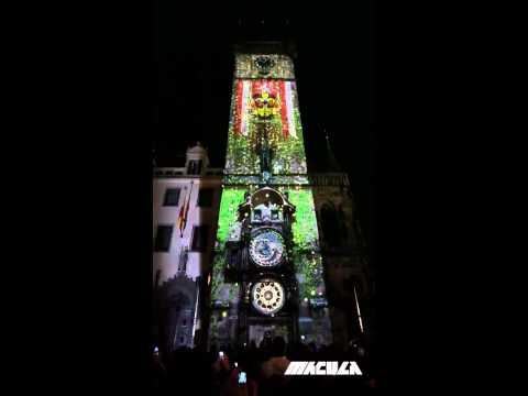 Building mapping - Prague [INCREDIBLE)