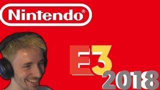 REAGEREN OP E3 - NINTENDO