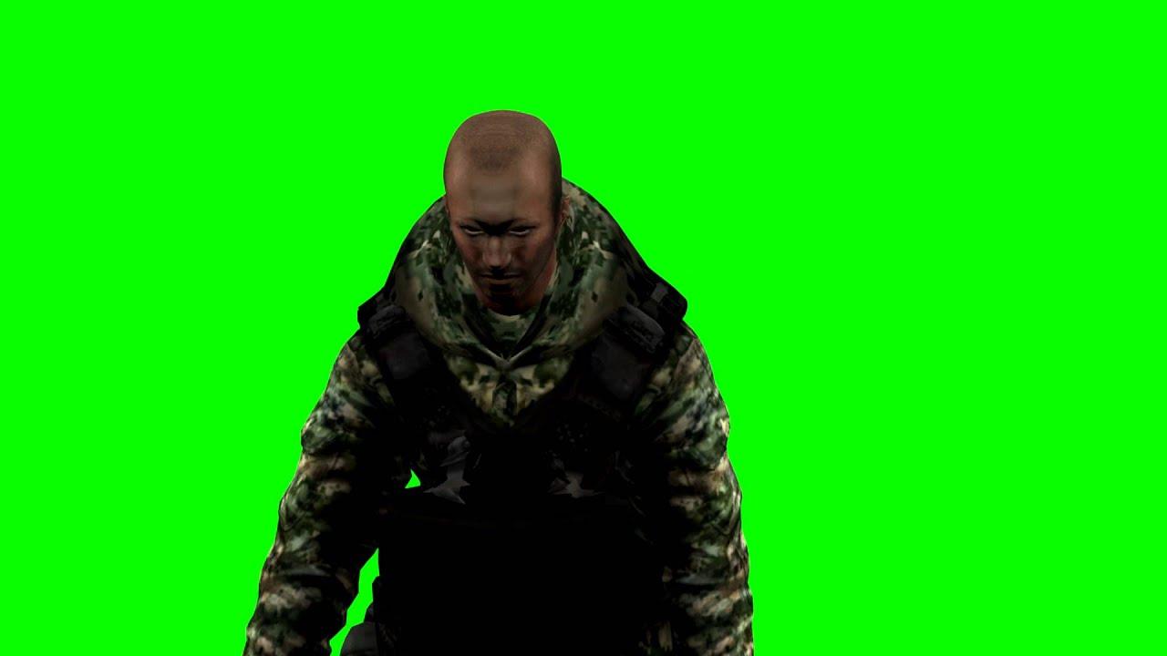 Arm Model 3d 3d Models Green Screen Combat