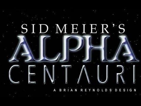 Sid Meier's Alpha Centauri Intro