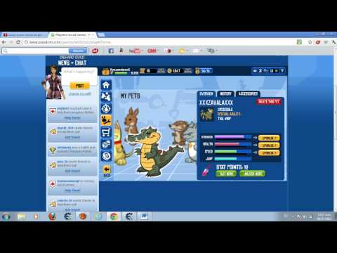Hack de pets con cheat engine 6.2