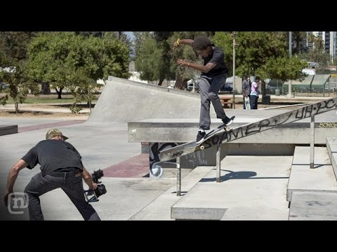 Theotis Beasley Skate Dreams Feat. Keelan Dadd and Aramis Hudson Ep. 1 | Presented by Mountain Dew