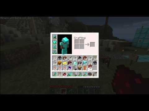 minecraft how to make mine tracks