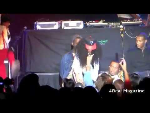 Teyana Taylor's Exotic Dance: Atlantic City Takeover Concert video
