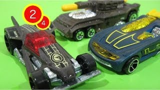 Hot Wheels Colour Shifters 2/4 Dodge Battle Spec Invader RD-06 - Juguetes de Hot Wheels