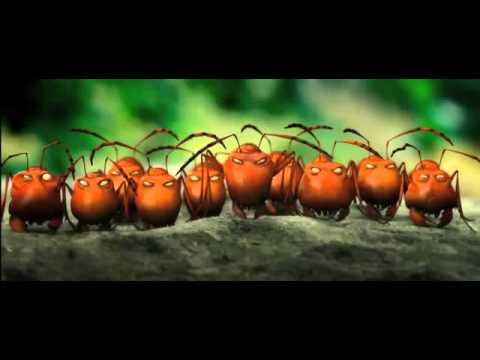 Букашки: Приключение в Долине муравьев (2013) - Русский трейлер мультфильма