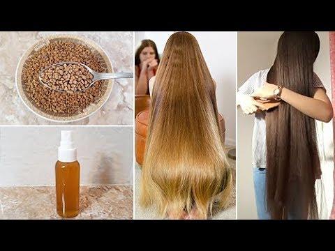 ملعقة حلبة ستجعل كل من حولك يتكلم عن طول شعرك و كثافته و لمعانه