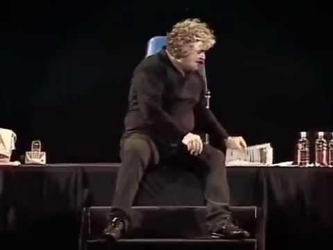 Beppe Grillo  Incantesimi 2006 ~ Spettacolo Integrale ~